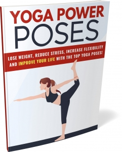 Yoga Power Poses - Private Label Rights