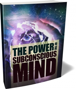 The Power Of The Subconscious Mind - Private Label Rights