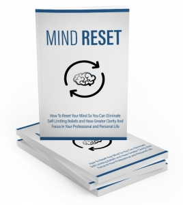 Mind Reset Private Label Rights