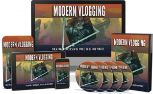 Modern Vlogging Video Upgrade - Private Label Rights