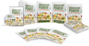 The Miraculous Power Of Fruit and Vegetables Video Upgrade - Private Label Rights