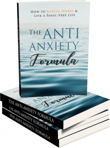 The Anti-Anxiety Formula - Private Label Rights