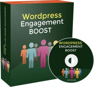 Wordpress Engagement Boost - Private Label Rights