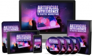 Artificial Intelligence In Digital Marketing Video Upgrade - Private Label Rights