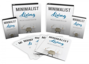 Minimalist Living Video Upgrade - Private Label Rights