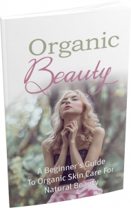 Organic Beauty - Private Label Rights