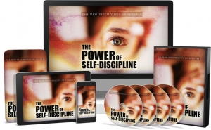 The Power Of Self-Discipline Video Upgrade - Private Label Rights