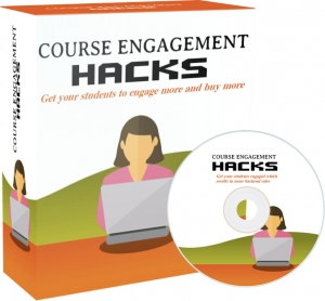 Course Engagement Hacks - Private Label Rights