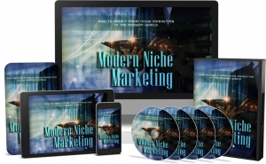 Modern Niche Marketing Video Upgrade - Private Label Rights