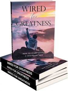 Wired For Greatness Private Label Rights
