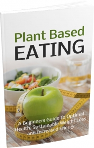 Plant Based Eating - Private Label Rights