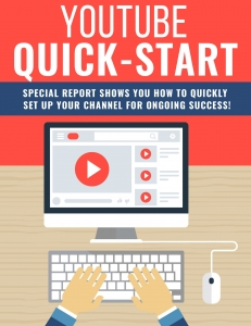 Youtube Quick Start - Private Label Rights