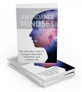 The Abundance Mindset Private Label Rights