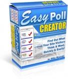 Easy Poll Creator Private Label Rights