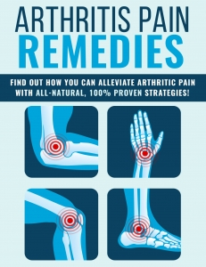 Arthritis Pain Remedies - Private Label Rights