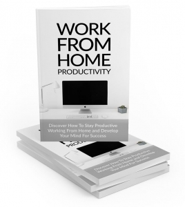 Work From Home Productivity - Private Label Rights