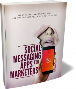 Social Messaging Apps For Marketers - Private Label Rights