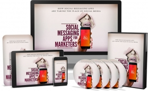Social Messaging Apps For Marketers Video Upgrade - Private Label Rights