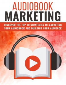 Audiobook Marketing Private Label Rights