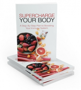 Supercharge Your Body Private Label Rights