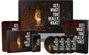Get What You Really Want Video Upgrade - Private Label Rights