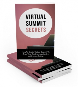 Virtual Summit Secrets - Private Label Rights