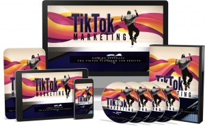 TikTok Marketing Video Upgrade - Private Label Rights