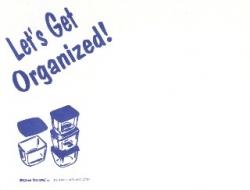 101 Ways to Help You Get Organized