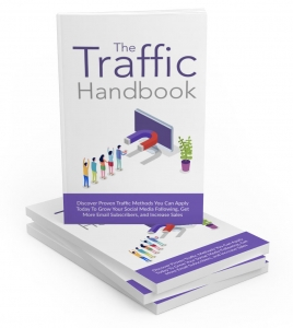 The Traffic Handbook Private Label Rights