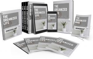 The Organized Life Video Upgrade - Private Label Rights