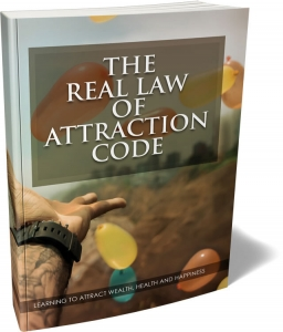 The Real Law Of Attraction Code - Private Label Rights