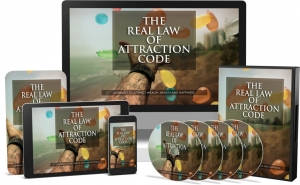 The Real Law Of Attraction Code Video Upgrade - Private Label Rights