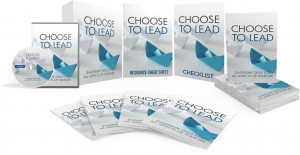 Choose To Lead Video Upgrade - Private Label Rights