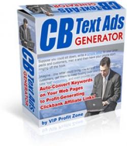 CB Text Ads Generator