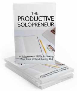 The Productive Solopreneur - Private Label Rights