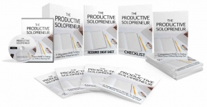 The Productive Solopreneur Video Upgrade - Private Label Rights