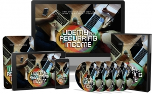 Udemy For Reccuring Income Video Upgrade - Private Label Rights