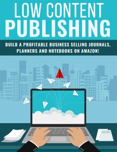 Low Content Publishing Private Label Rights