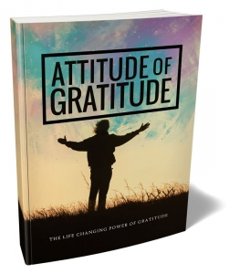Attitude of Gratitude Private Label Rights