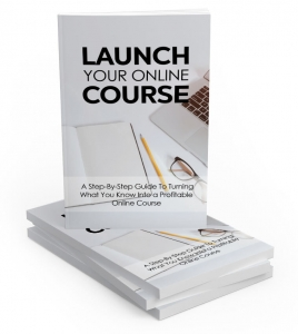 Launch Your Online Course Private Label Rights