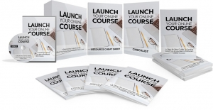 Launch Your Online Course Video Upgrade - Private Label Rights