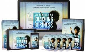 Start Your Own Coaching Business Video Upgrade - Private Label Rights