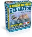 Multilingual Profit Generator Private Label Rights