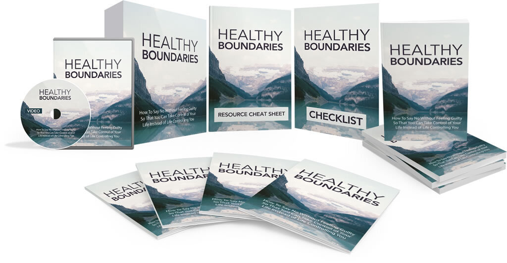 Healthy Boundaries Video Upgrade