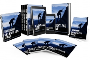 Relentless Drive Video Upgrade - Private Label Rights