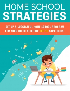 Home School Strategies - Private Label Rights