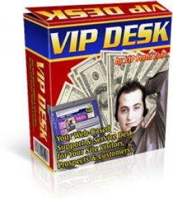 VIP Desk - Your Web-Based Support & Service Desk