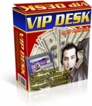 VIP Desk - Your Web-Based Support & Service Desk Private Label Rights