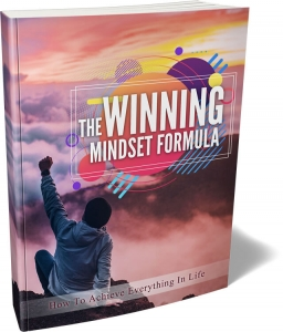 The Winning Mindset Formula - Private Label Rights