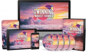 The Winning Mindset Formula Video Upgrade - Private Label Rights